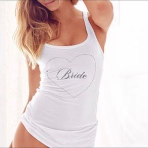 Victoria's Secret I Do Bride Tank Top